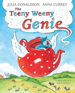 The Teeny Weeny Genie | Julia Donaldson