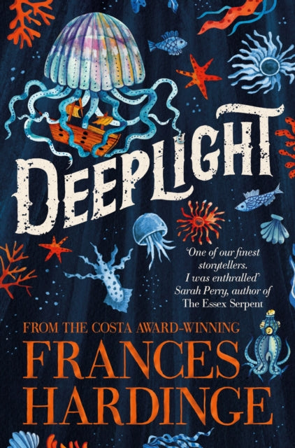 Deeplight by Francis Hardinge