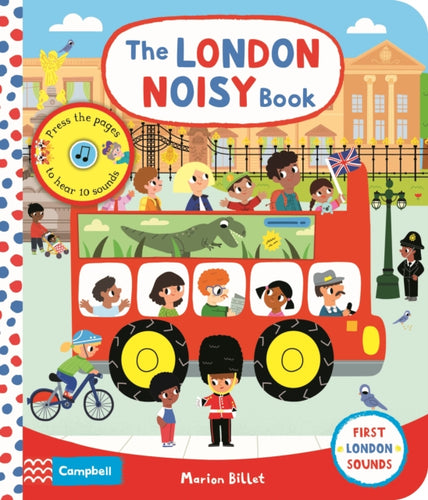 The London Noisy Book - Marion Billet