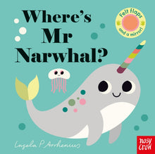 Load image into Gallery viewer, Where's Mr Narwhal