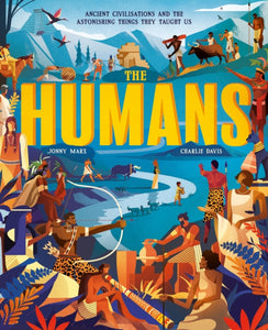 The Humans | Jonny Marx