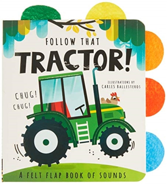 Follow That Tractor!