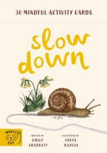 Slow Down : 30 mindful activity cards
