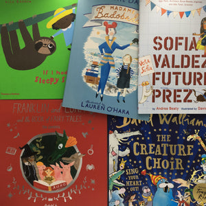Parties Bundle: 5 Hardback Picture Books