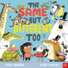 The Same But Different Too by Kate Hindley