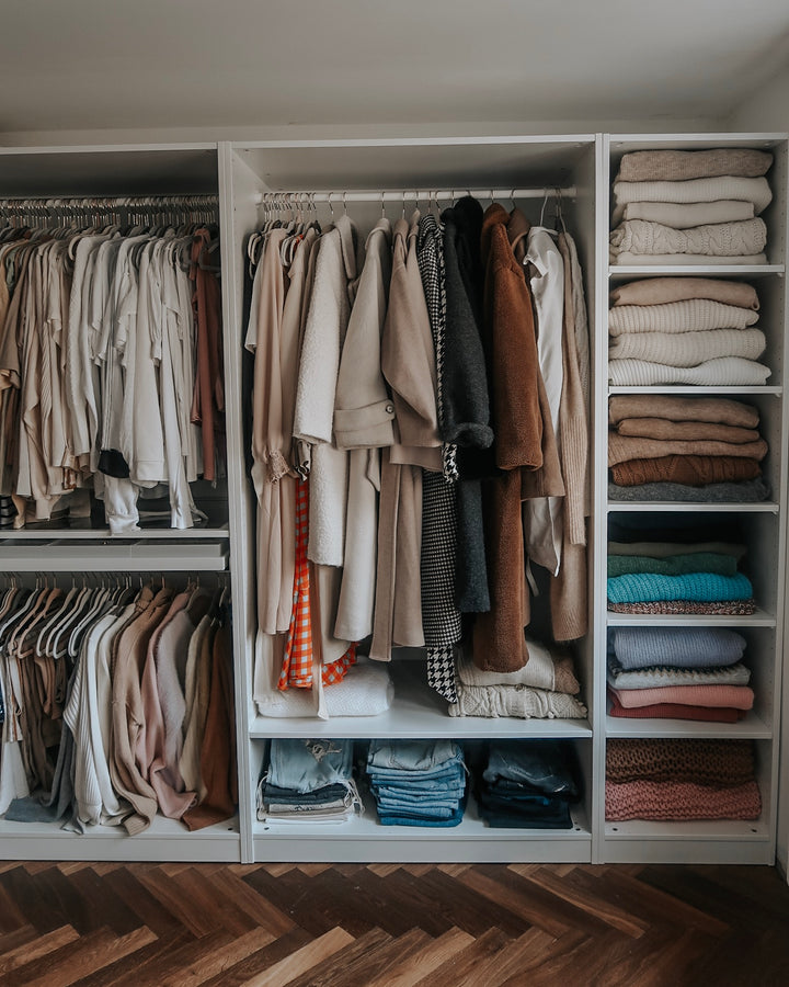 Giving Your Wardrobe a Second Chance