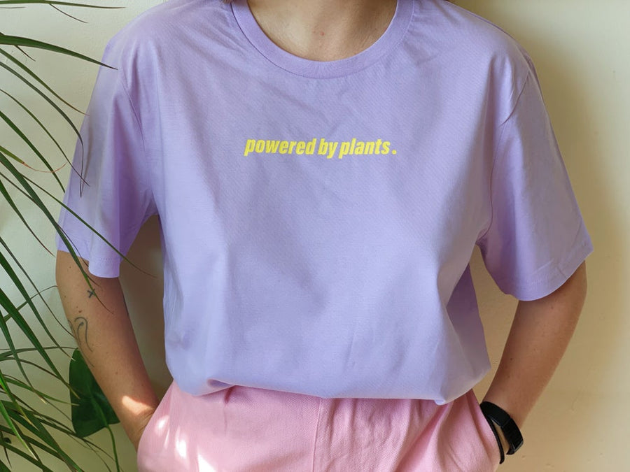 plant power (lavender)