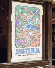 Load image into Gallery viewer, Australia Poster