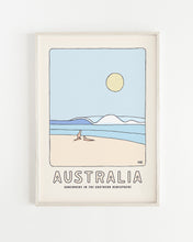 Load image into Gallery viewer, Australia Kangaroos Poster