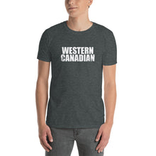 Load image into Gallery viewer, Short-Sleeve Western Canadian T-Shirt