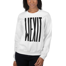 Load image into Gallery viewer, Unisex WEXIT Sweatshirt