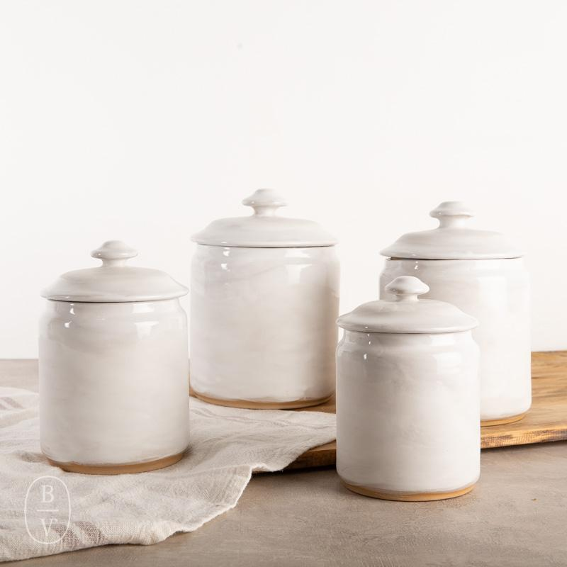 CANISTER SET OF FOUR