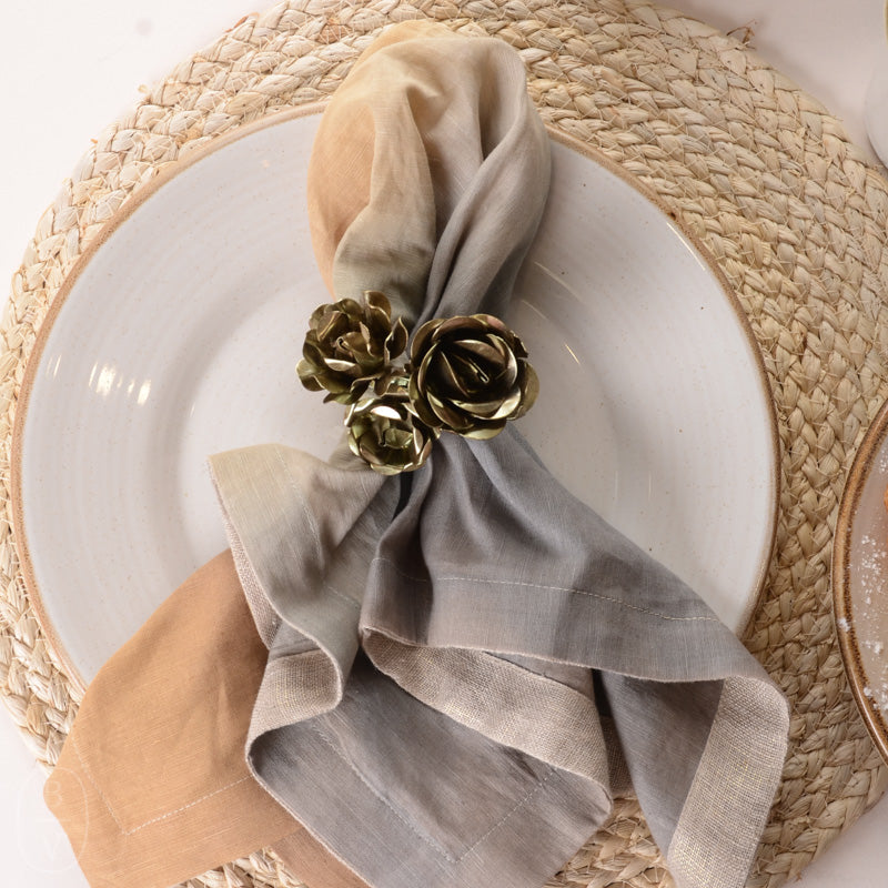 BOUQUET NAPKIN RING