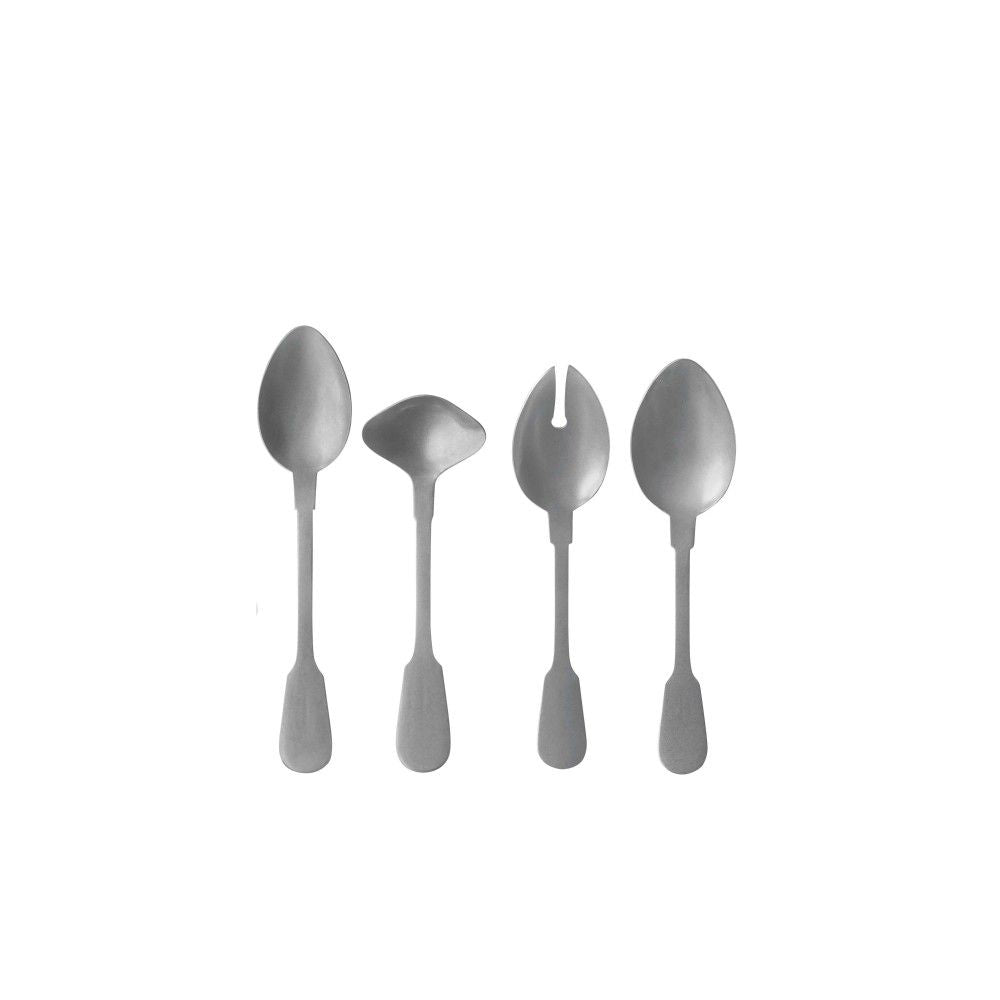 SAGA 4 PIECE HOSTESS SERVING SET