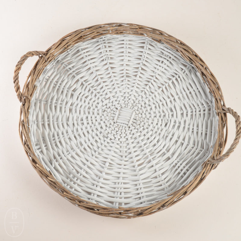 WILLOW BASKET TRAY