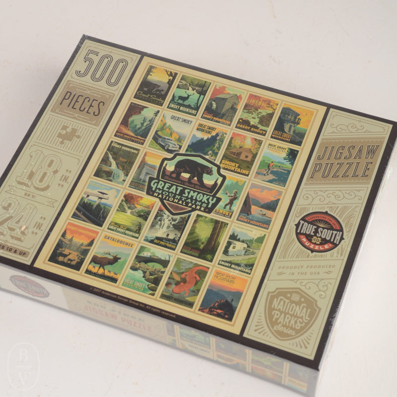 GREAT SMOKY MOUNTAINS MULTI PUZZLE