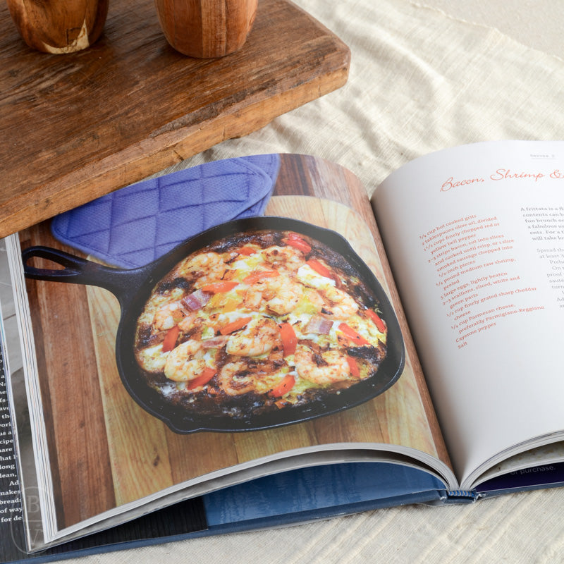 NATHALIE DUPREES SHRIMP AND GRITS BOOK