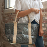 GIULIA LUX PAPER SHOPPER BAG
