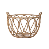 METAL BAMBOO BASKET