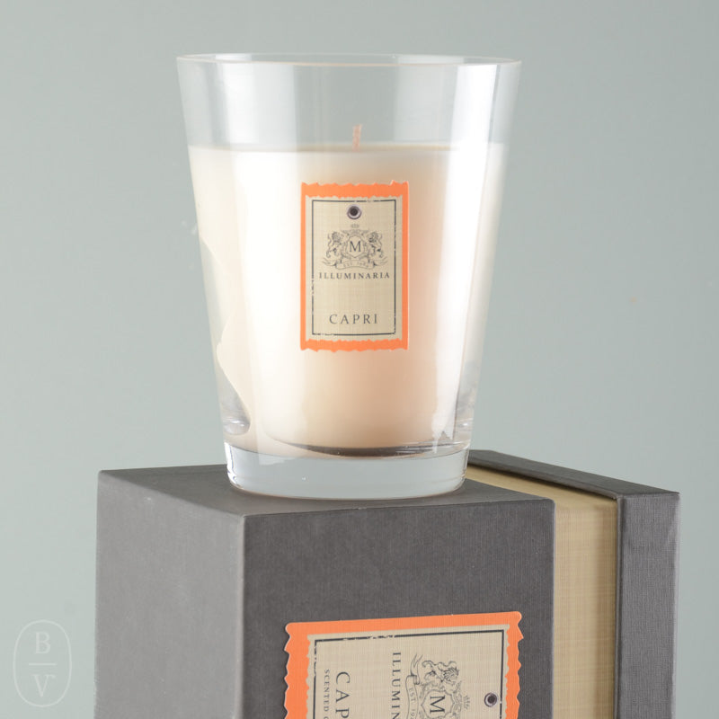 ILLUMINARIA BOXED CANDLE JAR