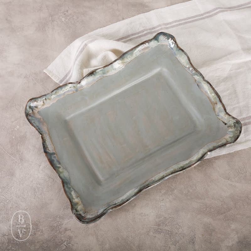 LARGE RECTANGLE PLATTER