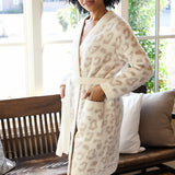 COZYCHIC WOMENS BAREFOOT IN THE WILD ROBE
