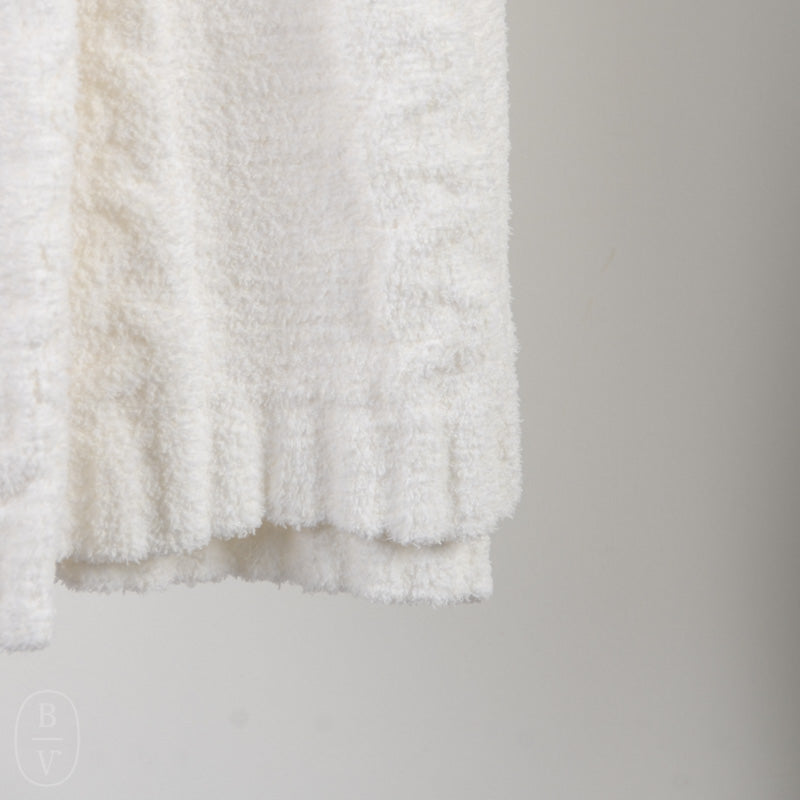 COZYCHIC HEATHERED CABLE THROW BLANKET