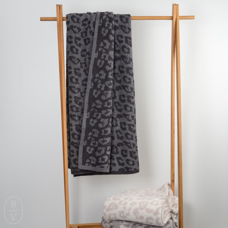 COZYCHIC BAREFOOT IN THE WILD THROW BLANKET