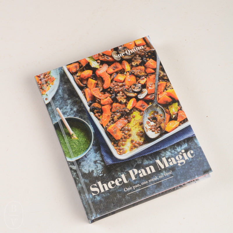 SHEET PAN MAGIC BOOK