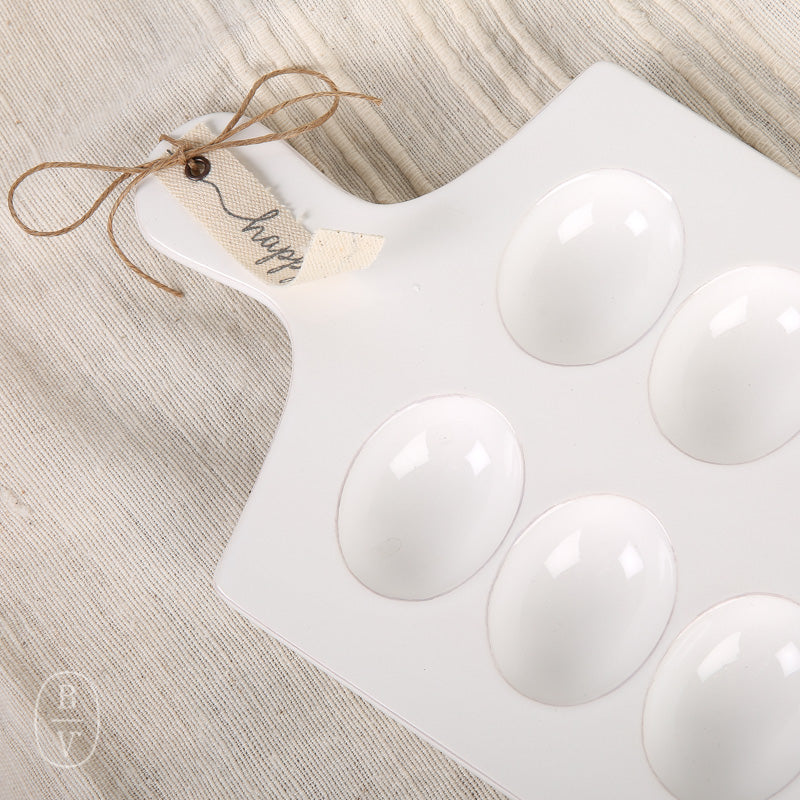 DEVILED EGG PADDLE BOARD TRAY