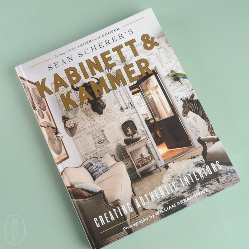 KABINETT AND KAMMER BOOK