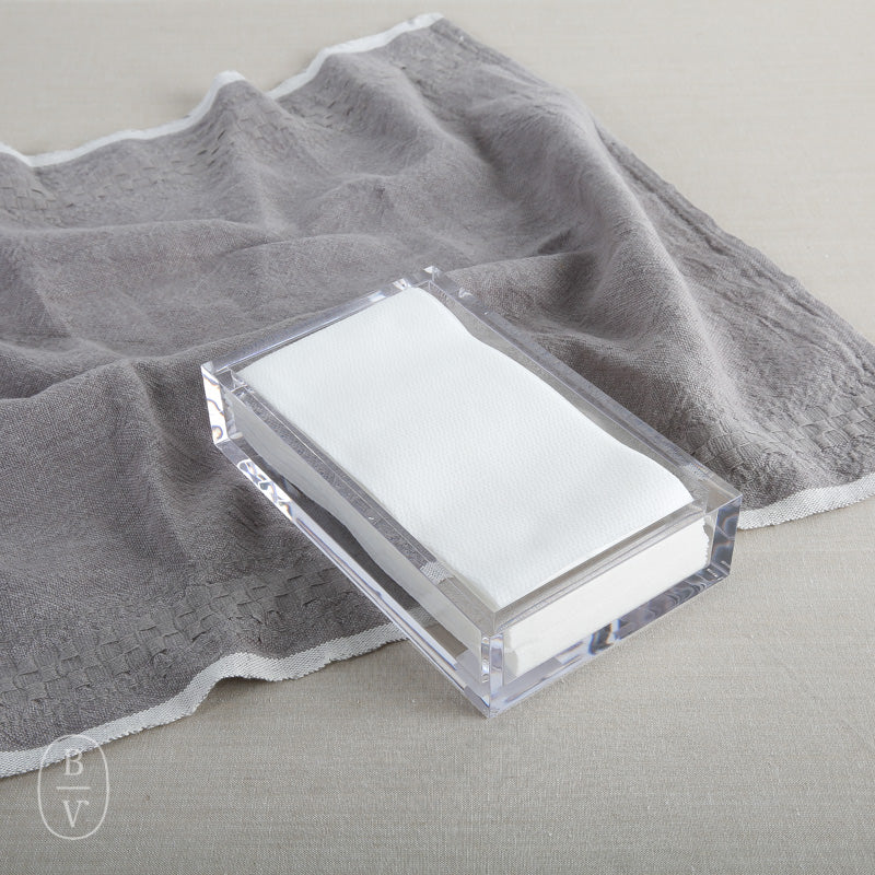 ACRYLIC GUEST NAPKIN HOLDER