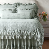 LINEN WHISPER BED SKIRT