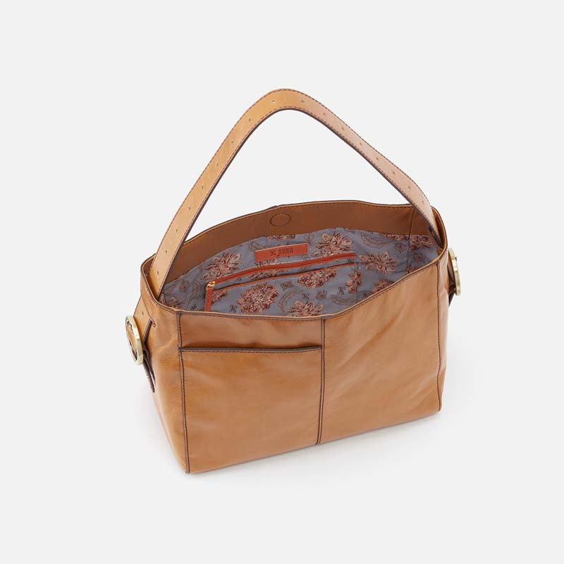 RENDER VINTAGE HIDE SHOULDER BAG