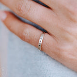 NARROW INSPIRING RING