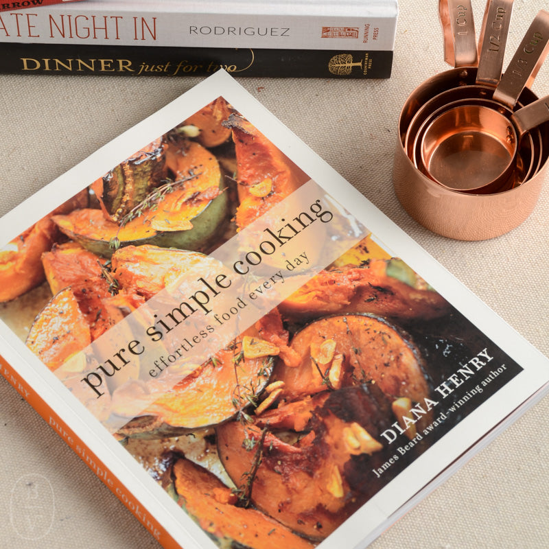 PURE SIMPLE COOKING BOOK