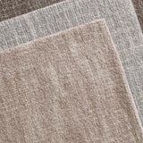 CROSSHATCH MICRO HOOKED WOOL RUG
