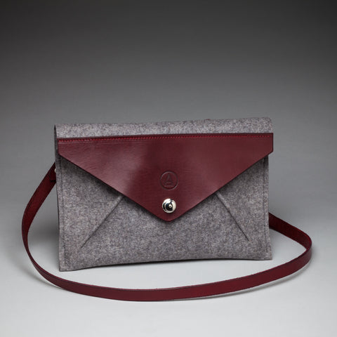 Envelope Crossbody Clutch
