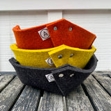 Medium Wool Felt Bowl