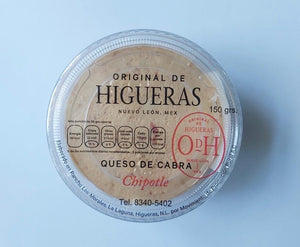 QUESO DE CABRA UNTABLE HIGUERAS CHIPOTLE