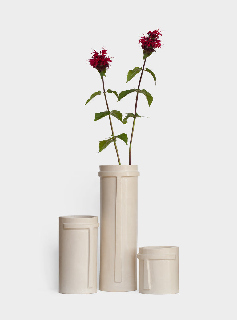 Tallest Natural Architect Nose Vase