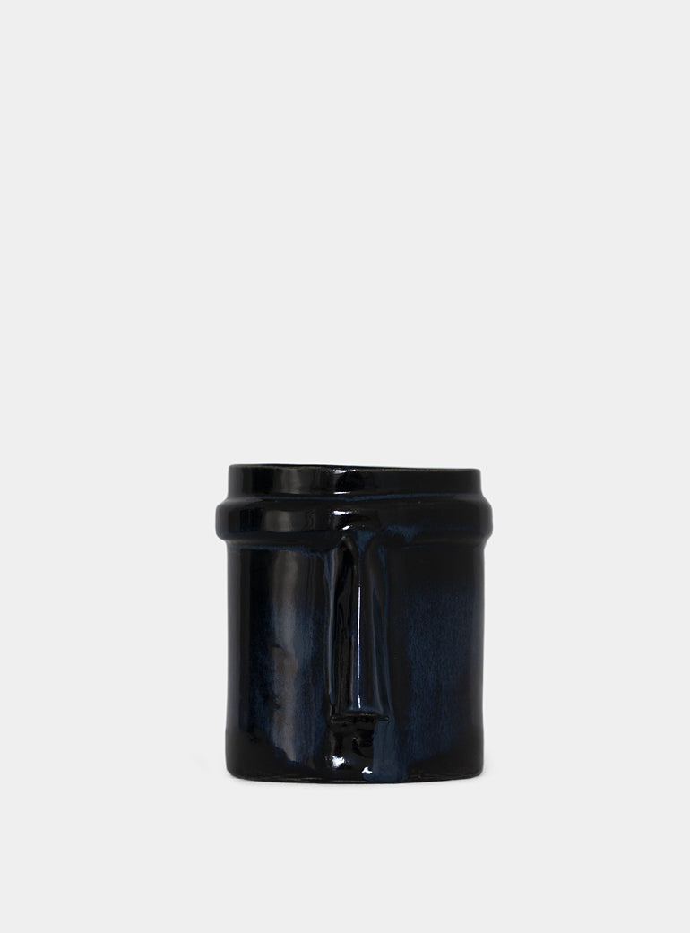 Black Nose Small Vase