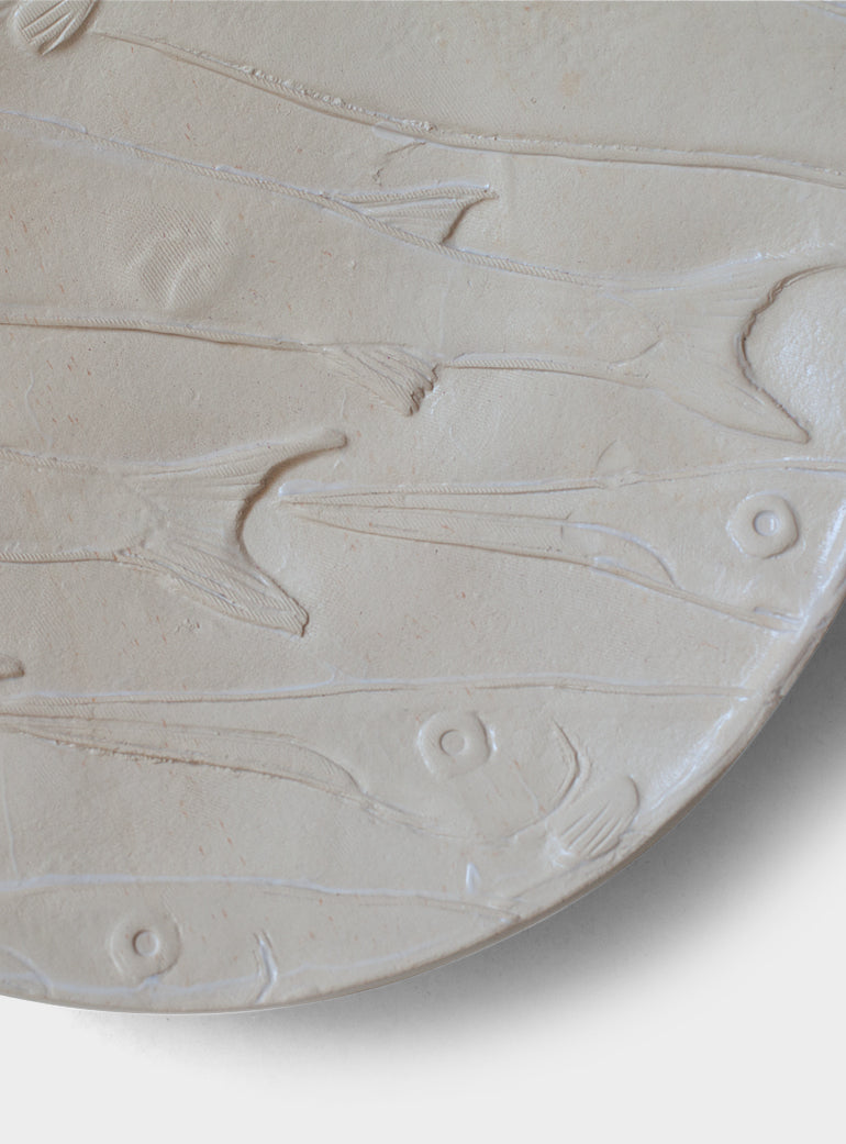 Fish Serving Plate 7