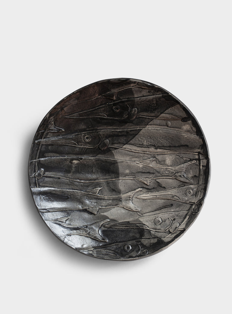 Fish Serving Plate 3
