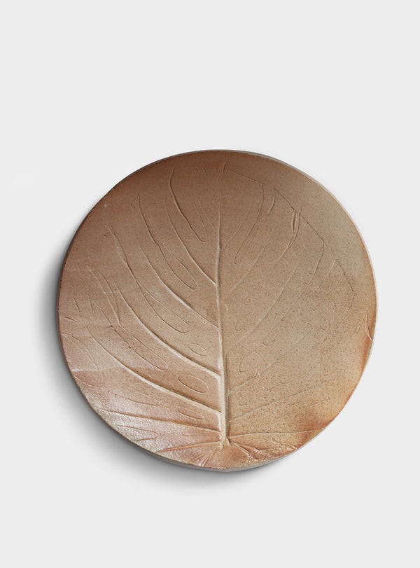 Leht Serving Plate - Wood fired