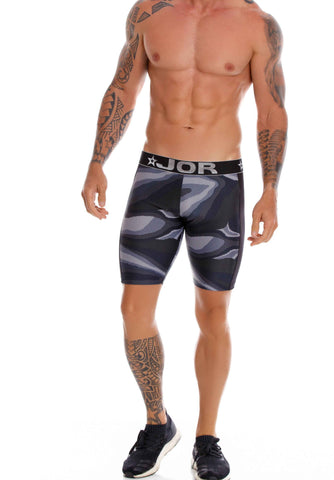 Action Short Pant Negro