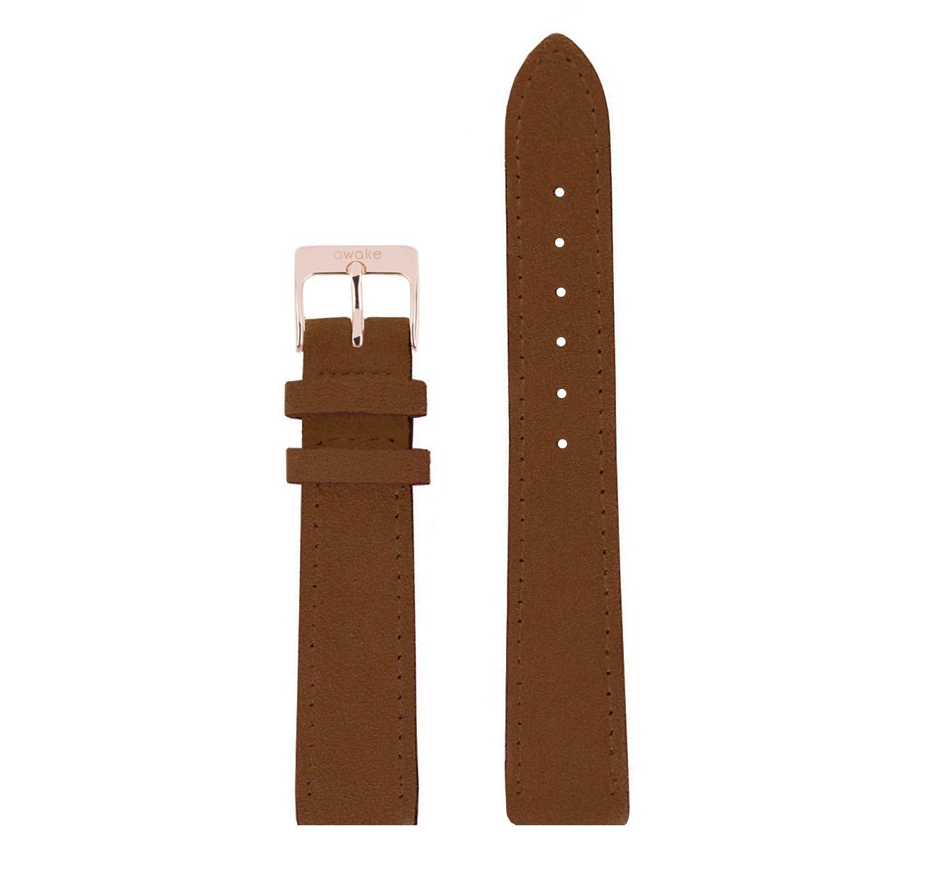 Cellulose strap - Brown 16MM