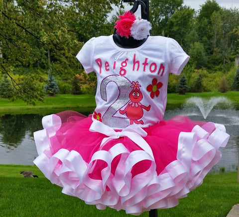 Ribbon Tutu SET or SKIRT ONLY