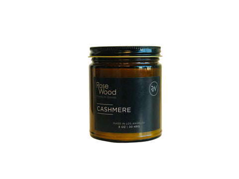 Cashmere 8 oz. Travel Size Candle