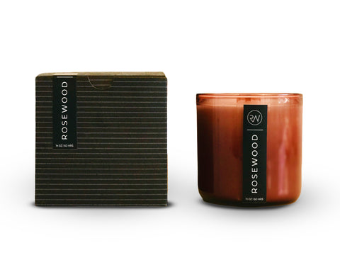 Rosewood 14 oz. Candle